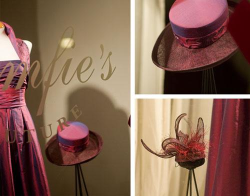 hoed en kleding, Comfies's en Hoeden atelier Caszb