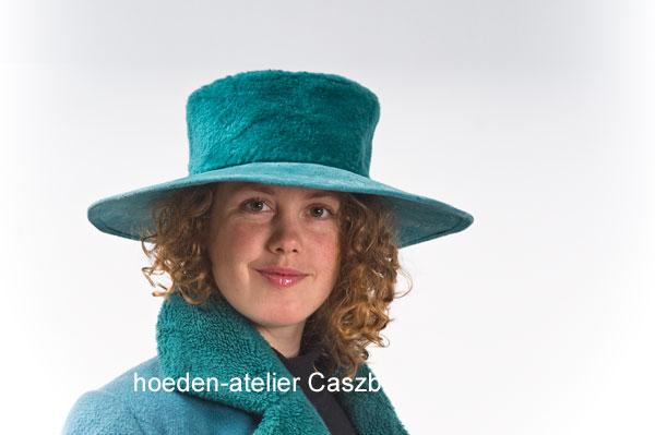 hoeden atelier caszb Clara Boschma hoed16  foto Iwan Szomoru