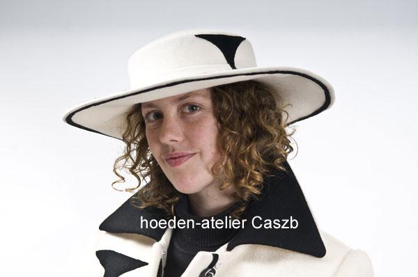 hoeden atelier caszb Clara Boschma hoed17  foto Iwan Szomoru
