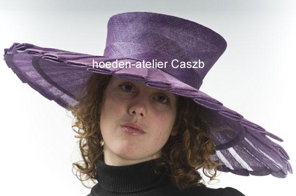 hoeden atelier caszb Clara Boschma hoed19  foto Iwan Szomoru