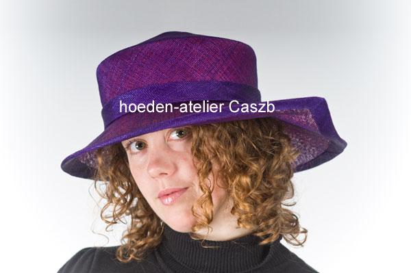 hoeden atelier caszb Clara Boschma hoed8  foto Iwan Szomoru