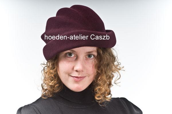 hoeden atelier caszb Clara Boschma hoed13  foto Iwan Szomoru
