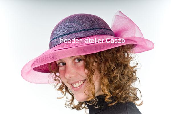 hoeden atelier caszb Clara Boschma hoed6  foto Iwan Szomoru