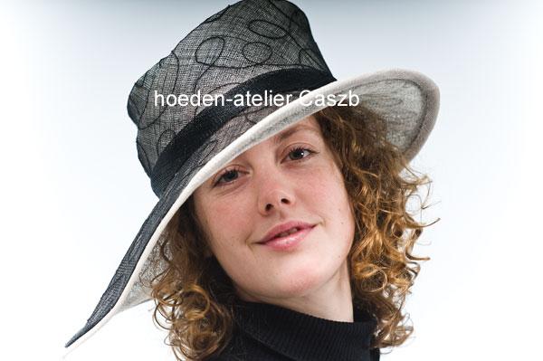 hoeden atelier caszb Clara Boschma hoed9  foto Iwan Szomoru